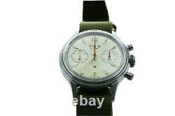 Red Army Fliger PILOT Mechanical Chronograph Mens Watch Aviation Watch Homage